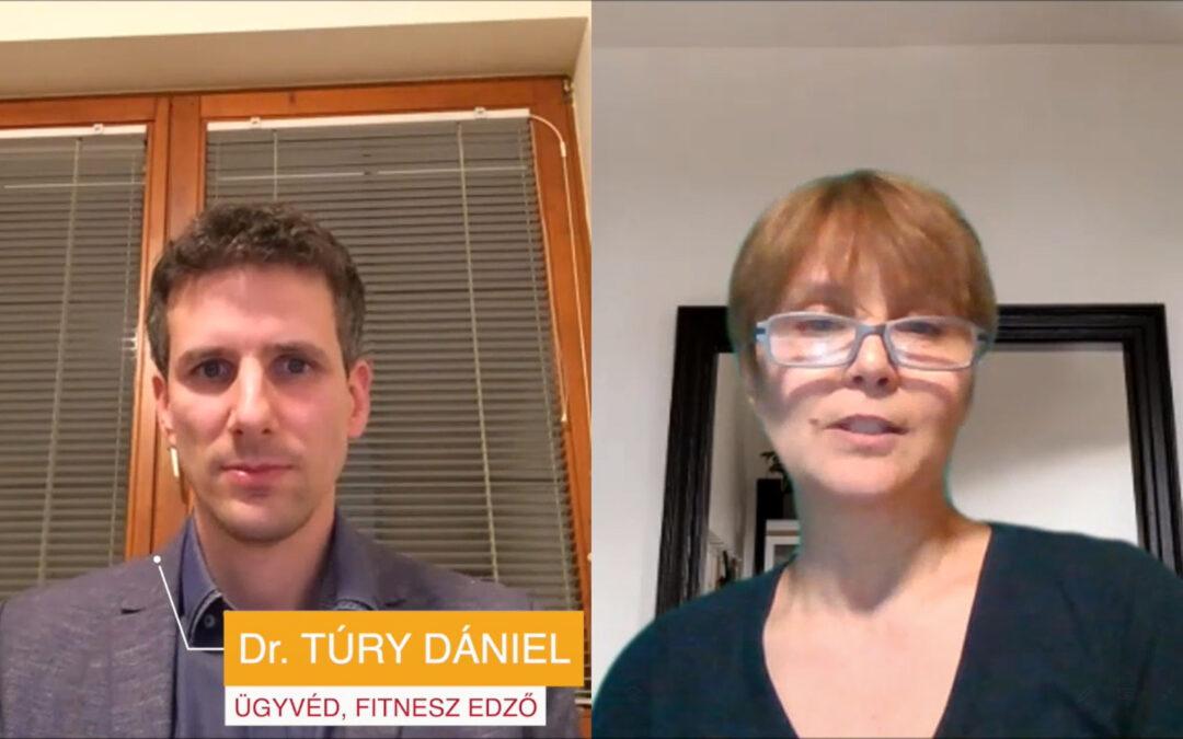 Kérdezd a szakértőt! – dr. Túry Dániel ügyvéd, fitneszedző válaszol