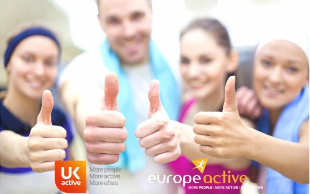 EuropeActive és ukactive megállapodás